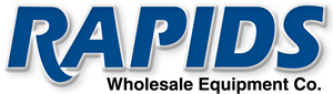 Rapids Wholesale Equipment logo
