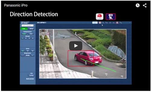 Panasonic iPro Video